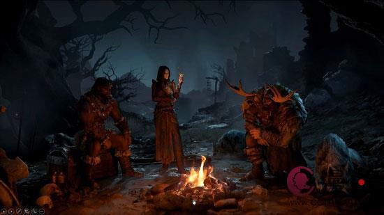 《暗黑破坏神4》PVP正在开发中 将融合历代精华