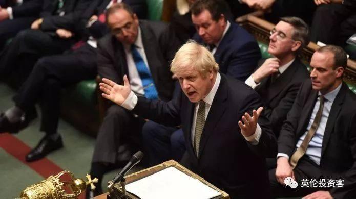 《脱欧协议法案》投票通过,鲍里斯的圣诞大礼来了