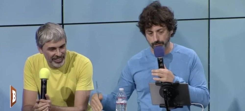 23年缔造谷歌,佩奇和布林卸任内幕