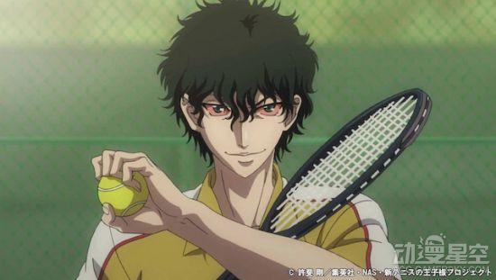 《网球王子》新OVA第二弹PV:不二VS切原 恶魔上线