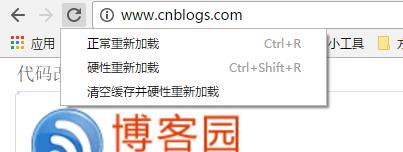 chrome 浏览器的使用技巧