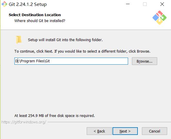 windows系统安装git