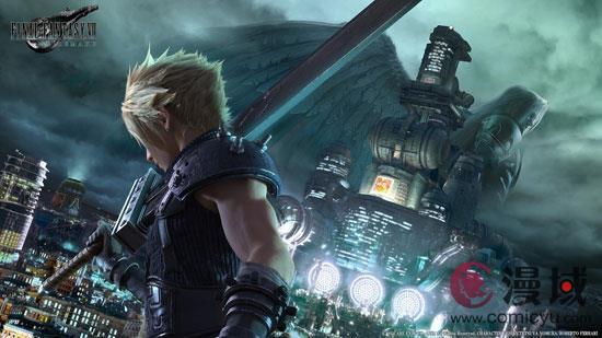 《最终幻想7:重制版》将于PS4平台独占1年