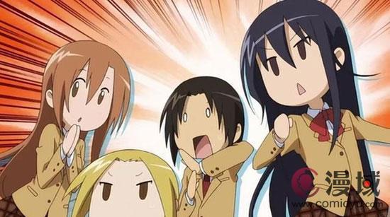 动画《妄想学生会》剧场版第二部确定2020年7月日本上映
