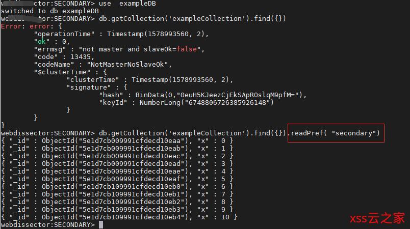 (1)解锁 MongoDB replica set核心姿势