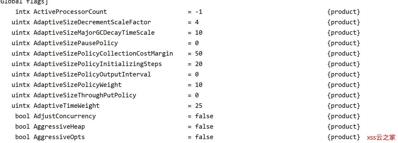 JVM中的GC算法,JVM参数,垃圾收集器分类