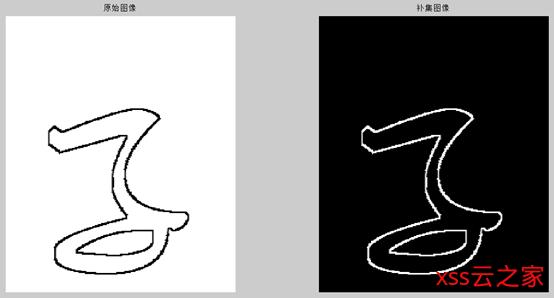 图像形态学提取边界和区域填充