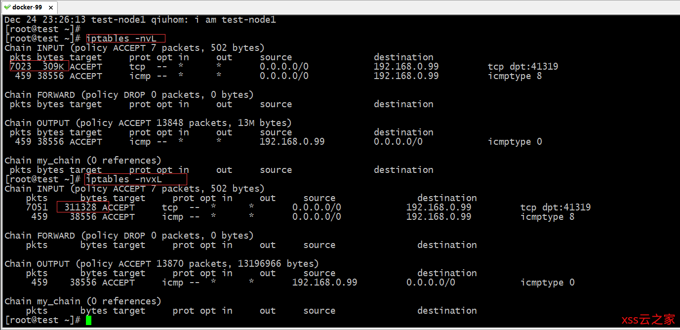 Linux防火墙之iptables入门