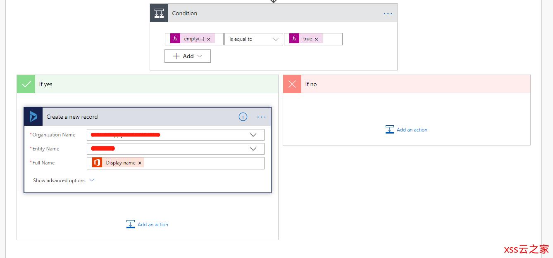 从O365中获取users到D365中 使用flow