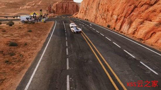 《赛车设计3》新演示、截图 赛道风景心旷神怡
