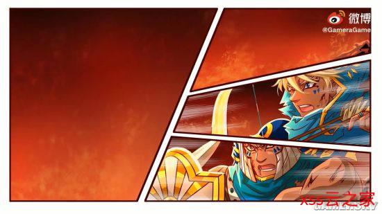 《尼罗河勇士》第3弹联动角色公布:知名UP主王老菊
