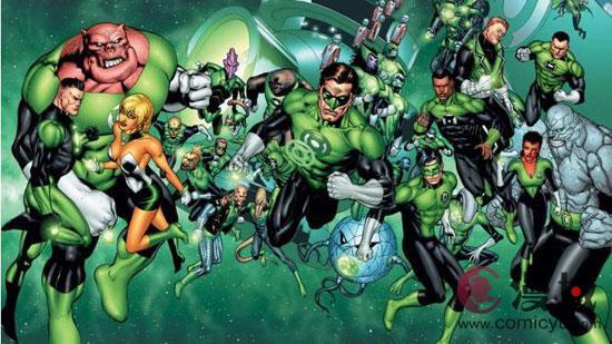 华纳即将重启《绿灯侠》,或将成最大DC漫改剧