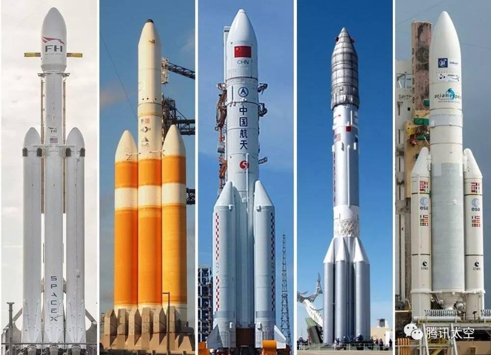 """你知道长征五号火箭为啥叫""""胖五""""么?"""