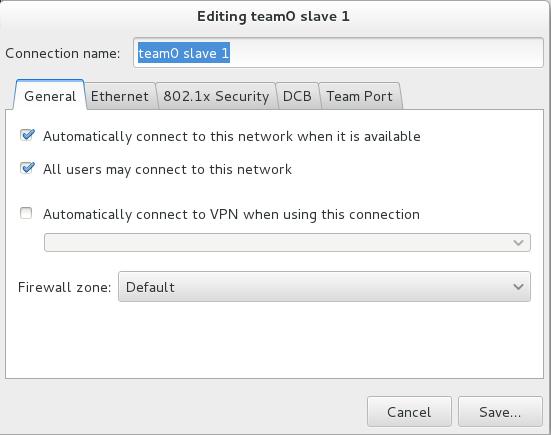 Linux 链路聚合