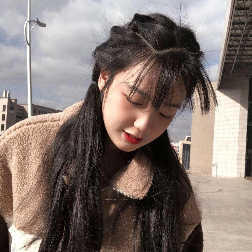QQ微信女生头像,祝我们2020年快快乐乐!