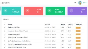 b站资料信息获取展示php源码