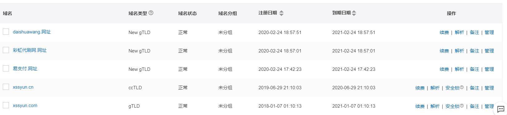 中文域名怎么用?最新的免费中文域名(.网站)怎么使用