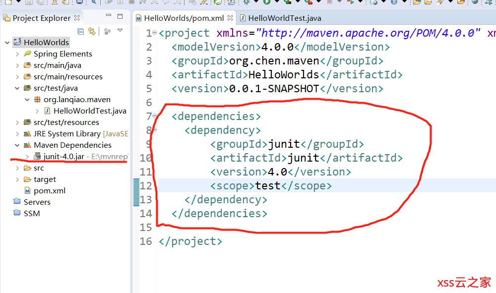 3maven常用命令和配置依赖