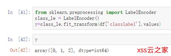 机器学习基础系列(2)——数据预处理