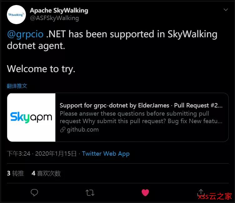 Asp.Net Core 已支持 gRPC-Web !!