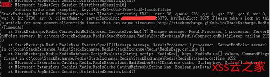 .Net Core Web Api实践(四)填坑连接Redis时Timeout performing EVAL