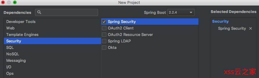 SpringSecurity 自定义表单登录