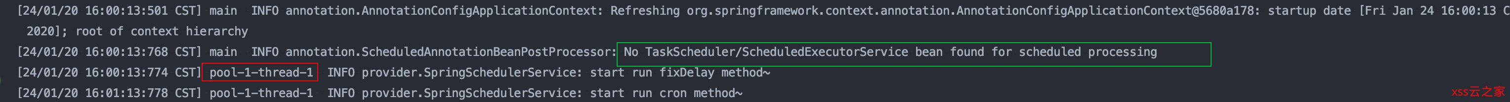定时任务莫名停止,Spring 定时任务存在 Bug??
