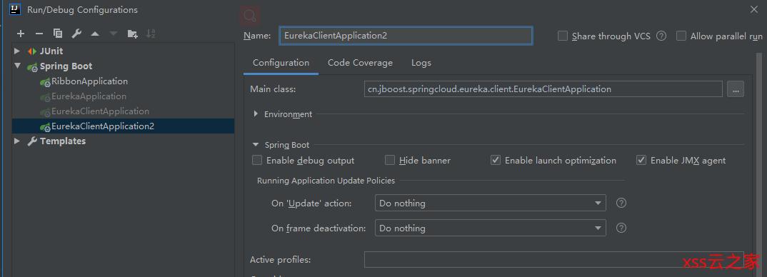 Spring Cloud(二):Web服务客户端之Ribbon