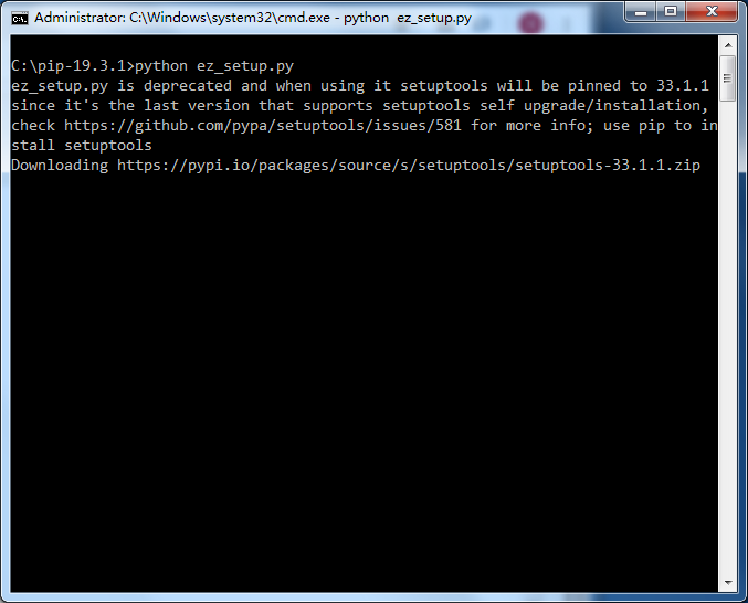 在win64上使用bypy进行百度网盘文件上传