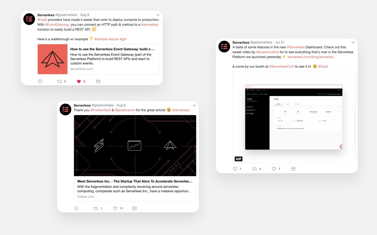 Serverless 设计理念:从头创建品牌标识