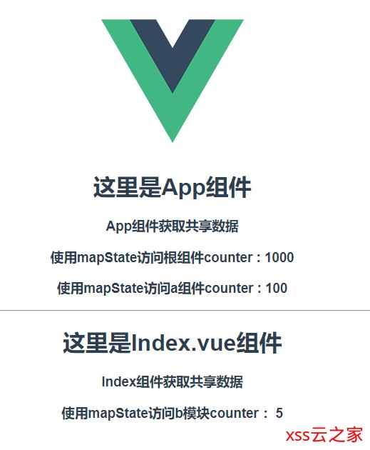 Vuex实践(下)-mapState和mapGetters