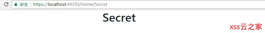 .net core 认证与授权(一)