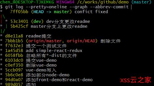 Git基础常用功能