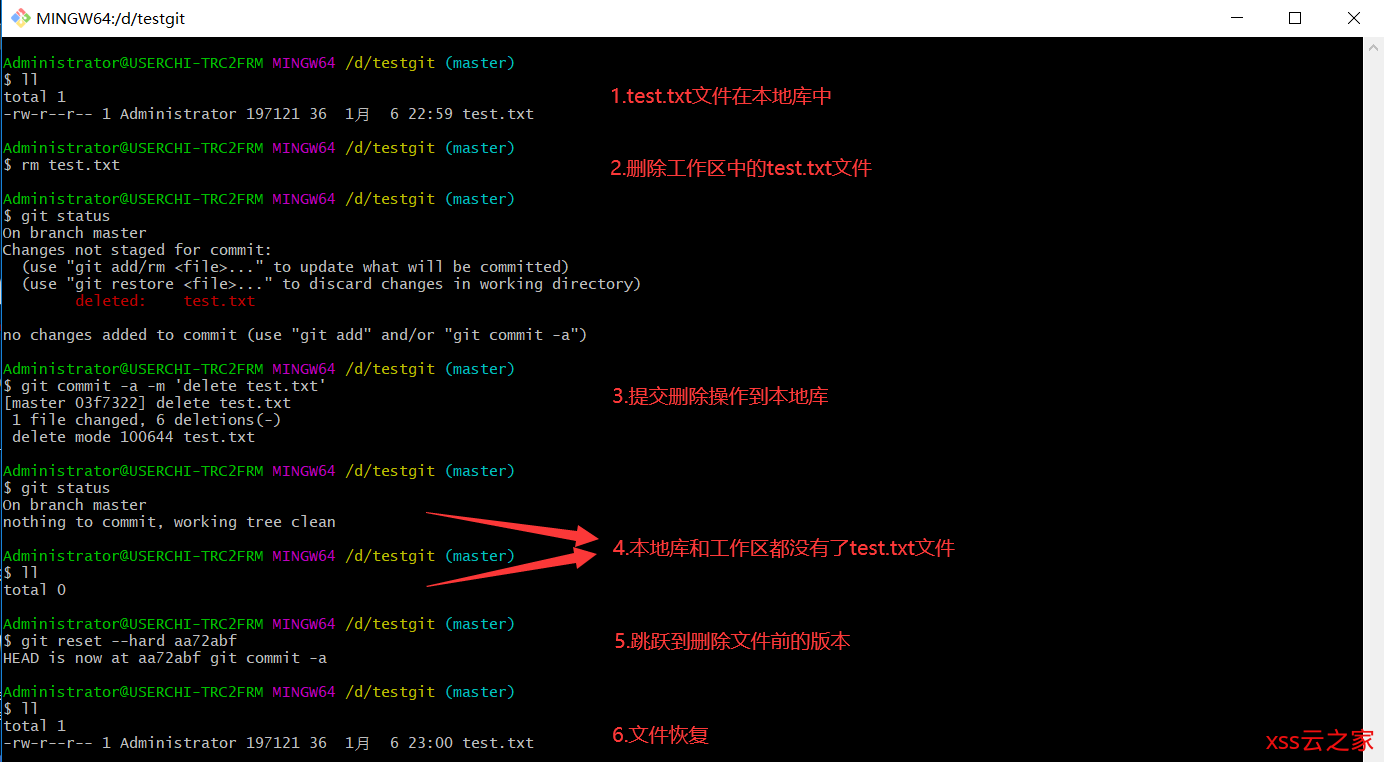 开发工具篇:Git和Github