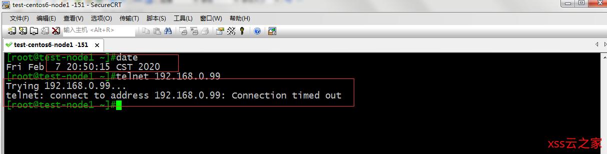Linux防火墙之iptables常用扩展匹配条件(一)