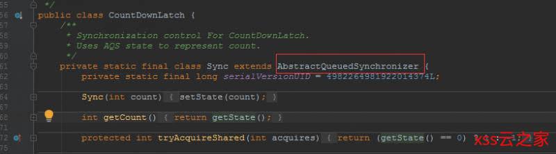 多线程之CountDownLatch的用法及原理笔记