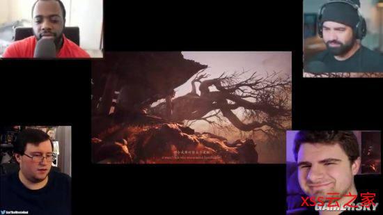 国外主播看《黑神话:悟空》演示的反应:称赞连连 不懂蝉为啥变成猴