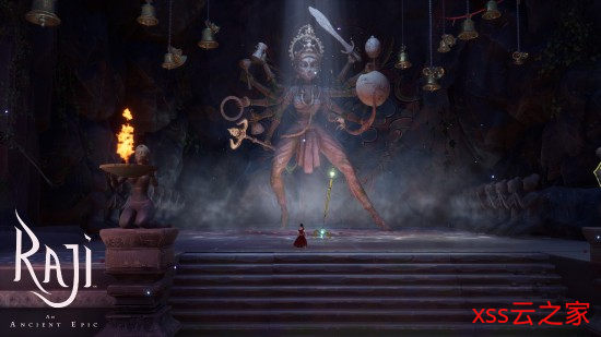 古印度设定ARPG作品《Raji:远古传奇》新预告 10月登陆Steam/PS4/Xbox One插图(2)