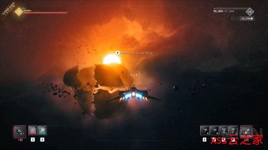《永恒空间2》新预告、演示 12月开启Steam抢先体验插图