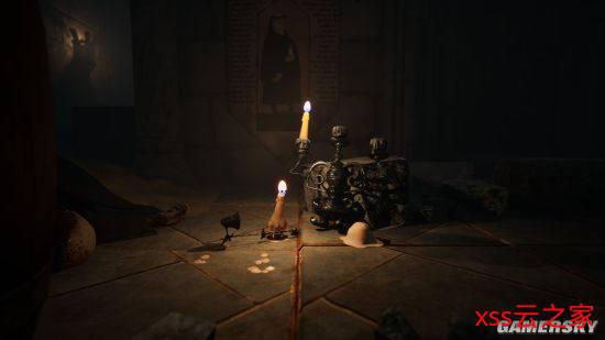 恐惧潜行游戏《烛芯(Wick)》上架Steam 免费嬉戏、评价不错