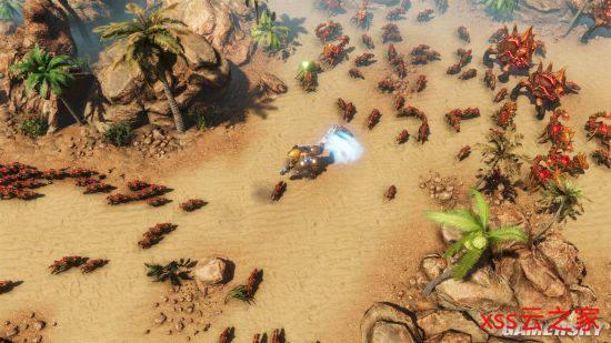 制作类生存+机甲RPG 《银河碎裂者:序章》本日免费上岸Steam插图(5)