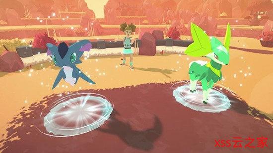类宝可梦《Temtem》新预告 2021年登陆PS5平台