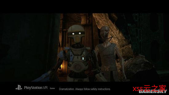 《不朽维达:星战VR》发布最新预告 8月25日登陆PS4插图(3)