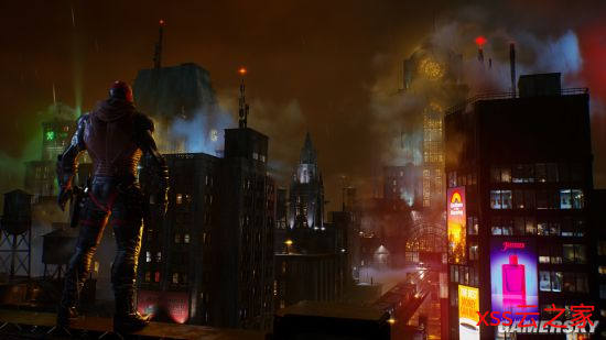 《哥谭骑士》团队访谈:不是《阿甘》系列续作 剧情是原创的插图(1)