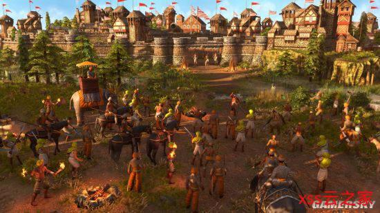 《帝国时代3:决定版》PC配置需求 推荐i5+GTX 980插图(3)