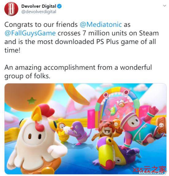 游民晨播报:PS5北美预购注册页上线 《糖豆人:终极淘汰赛》Steam销量超700万份
