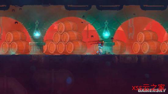《死亡细胞》免费更新宣传片 新武器新敌人已上线PC插图(1)