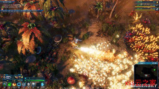 制作类生存+机甲RPG 《银河碎裂者:序章》本日免费上岸Steam插图(6)