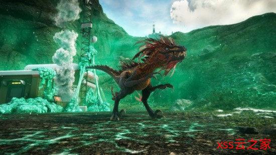 合作类打恐龙FPS《二次灭绝》新预告 Steam版下月开启EA测试插图