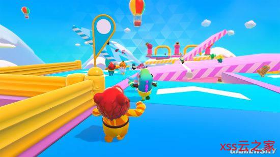 PS 8月会免游戏《糖豆人最终淘汰赛》上架 已可领取